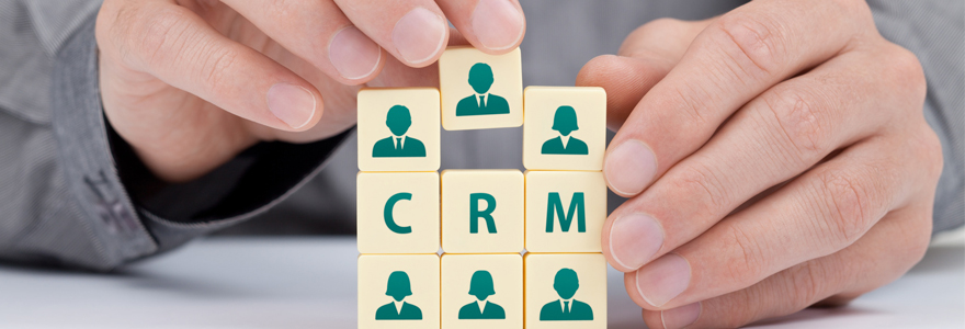 Solution e-achat système CRM