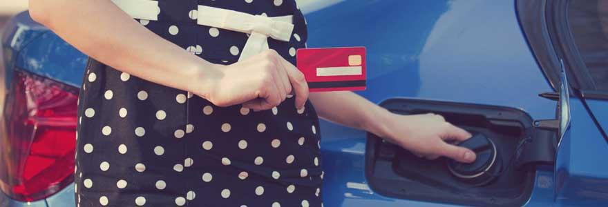cartes de carburant